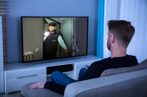 Correct Seating Distance from Your Television